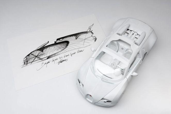 Amalgam Bugatti Veyron Grand Sport Vitesse-scale-model-8