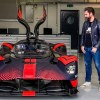 Aston Martin Valkyrie on-board video