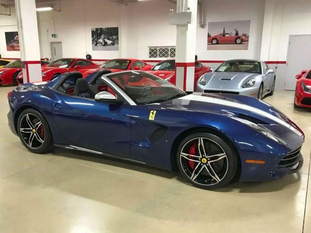 Ferrari F60 America for sale in Canada-2