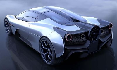 Gordon Murray T50 Hypercar-first rendering-image-1