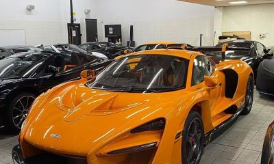 McLaren Senna LM GTR Can-Am-first pics