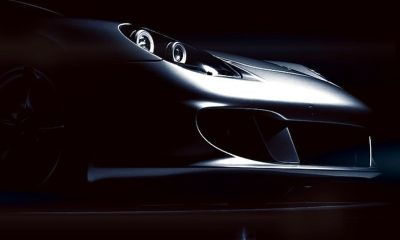 Porsche Carrera GT Zagato-Kris Singh-1