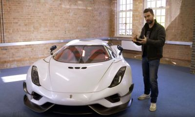 Mr JWW UK-First Koenigsegg Regera-Review