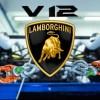 Lamborghini Aventador SVR V12 Engine Sound