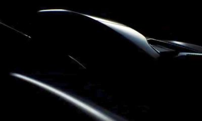 Koenigsegg hypercar Geneva
