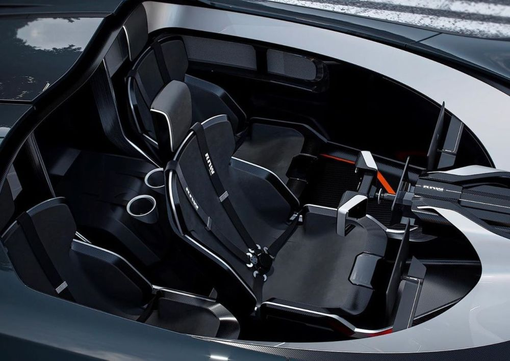 If Koenigsegg built a McLaren Speedtail Rival, it might look like ...