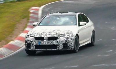 BMW M5 CS-1