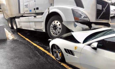 Ferrari GTC4Lusso-Volvo-semi-truck-3