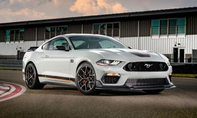 2021 Ford Mustang Mach 1-3