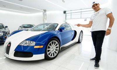 Bugatti Veyron-Manny Khoshbin
