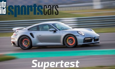 Porsche 911 Turbo S-AutoBIld test