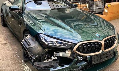 BMW M8 Gran Coupe First Edition 8 of 8-Crash-1