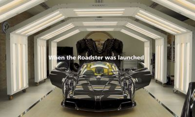 Final Pagani Huayra Roadster-no.100