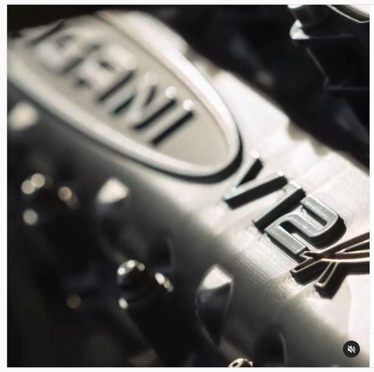 Звук двигателя Pagani Huayra R V12