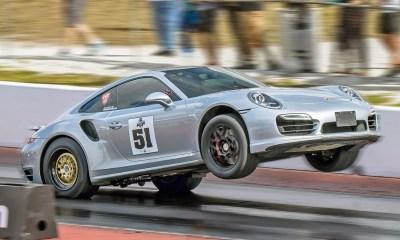 1500HP-Porsche-911-Turbo-Drag-Race-wheelie