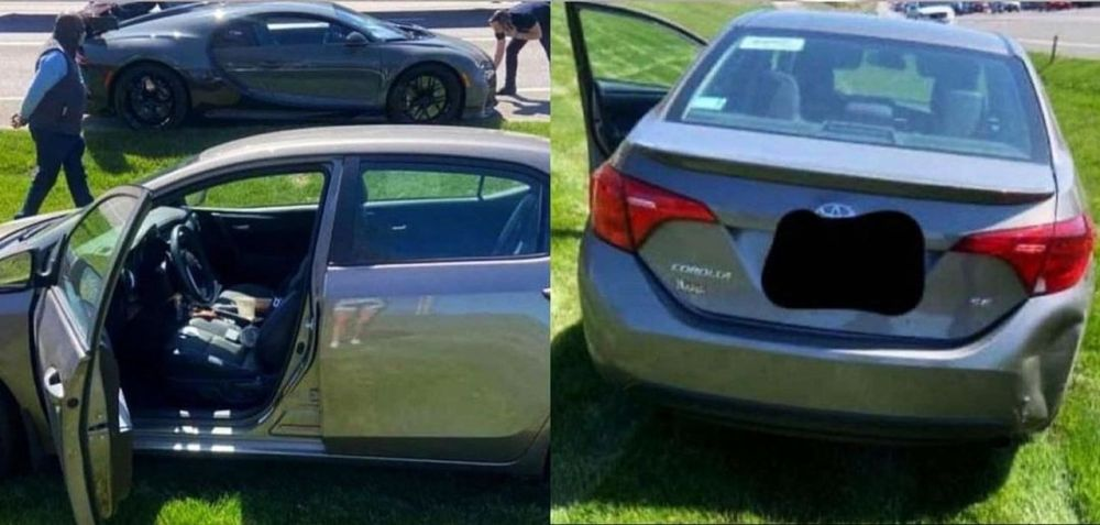 Bugatti Chiron Pur Sport-Demo-car-crash-USA