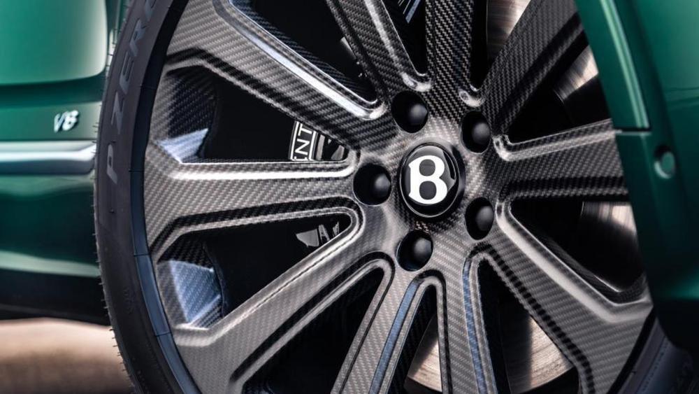 Bentley Bentayga Carbon Fibre Wheels-2