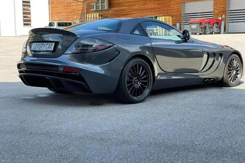 McLaren SLR McLaren Edition for Sale-1