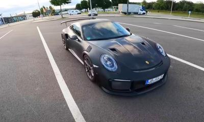 Porsche 911 GT2 RS-LCE Performance