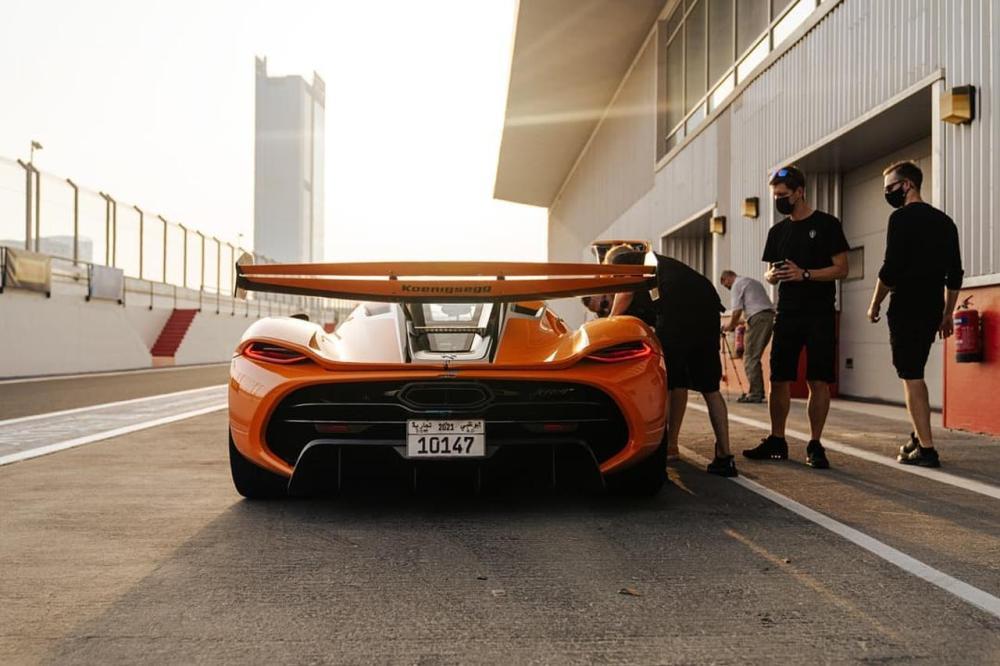 Koenigsegg Jesko-Dubai-testing-3