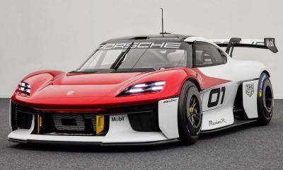 Porsche Mission R Concept-IAA2021-1