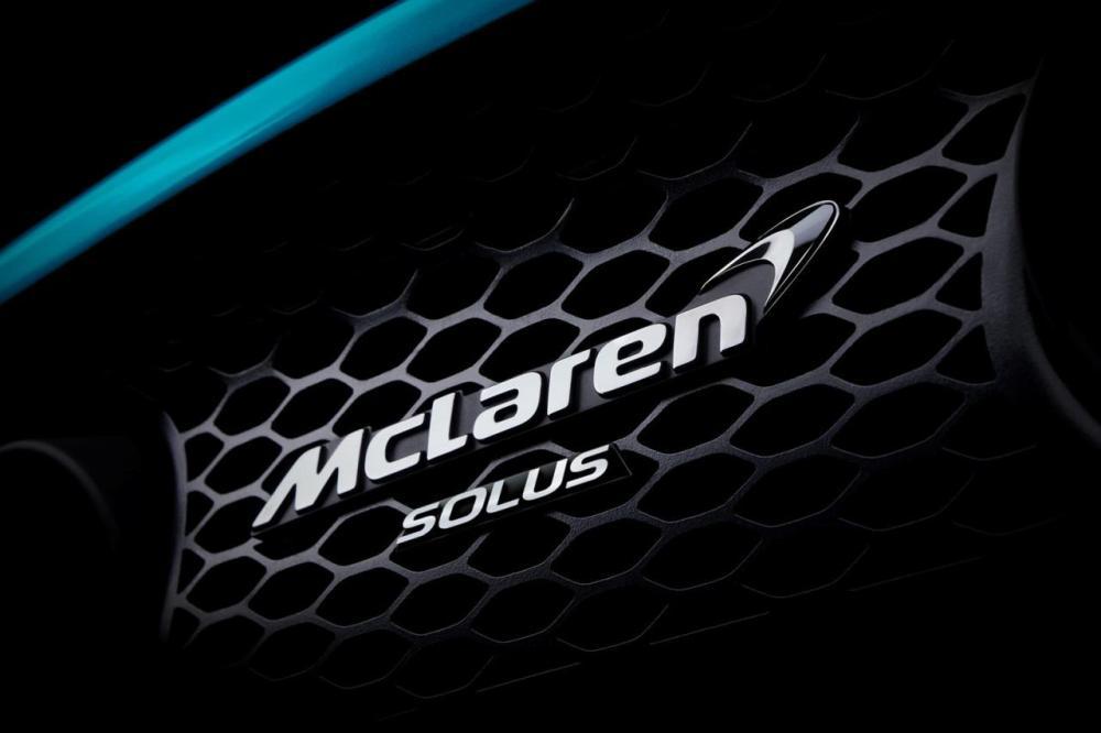 McLaren Solus