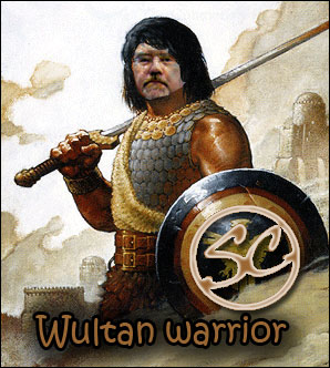 Wultan warrior