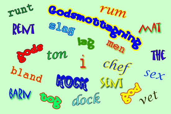 Confusing words!