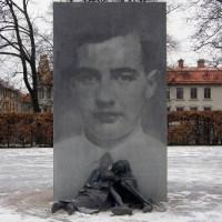 Raoul Wallenberg monument