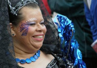 Hammarkullen Carnival: Carnival portrait 2