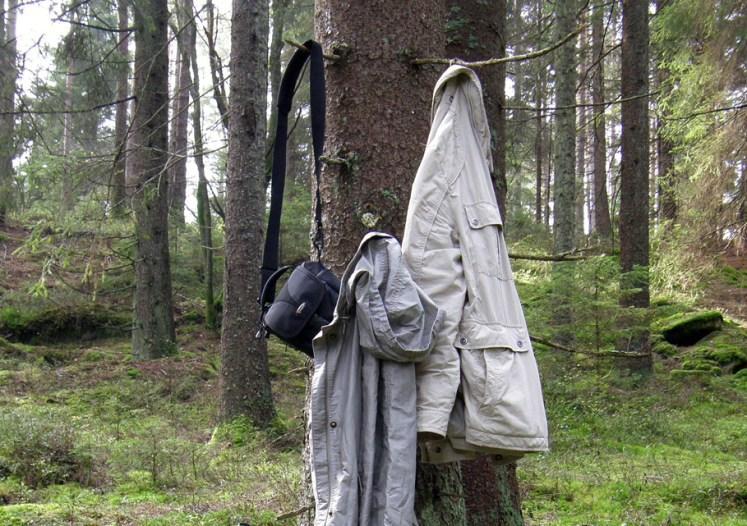 Convenient pine pegs