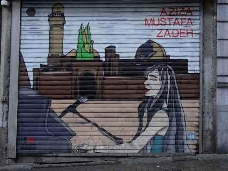 Jazz heroes 11 - Aziza Mustafa Zadeh