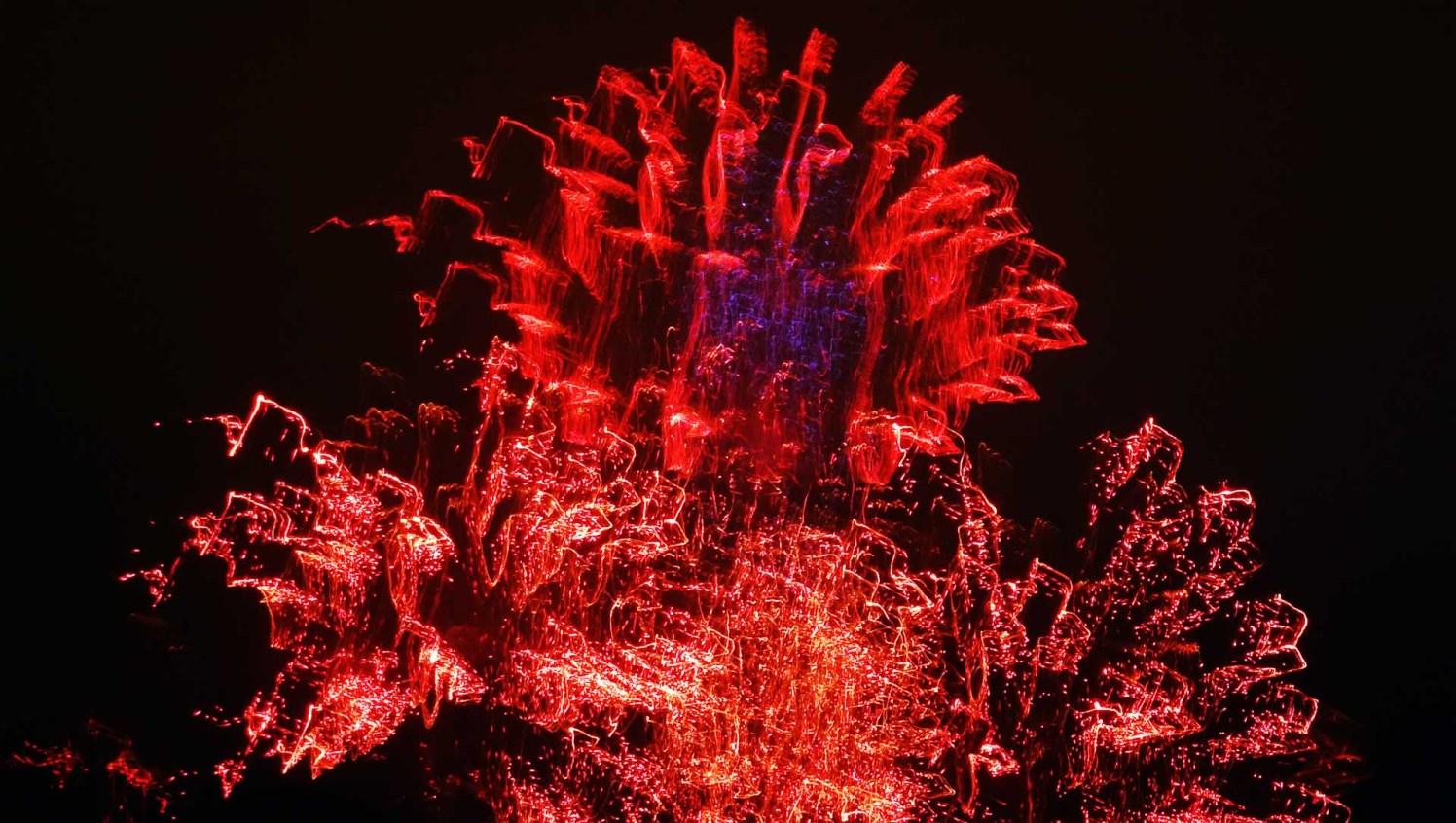 New Year Fireworks 2