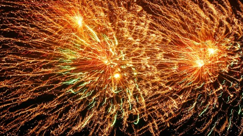 New Year Fireworks 5