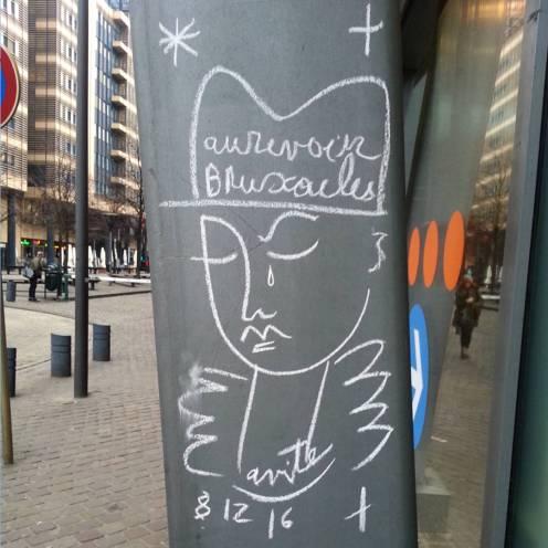 Au-revoir Bruxelles