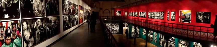 William Klein exhibition 15