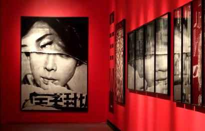William Klein exhibition 17