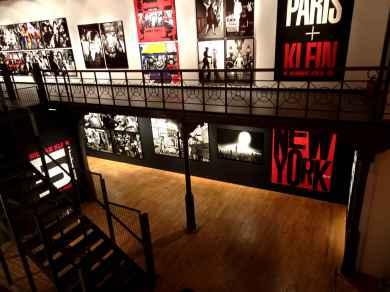 William Klein exhibition 9