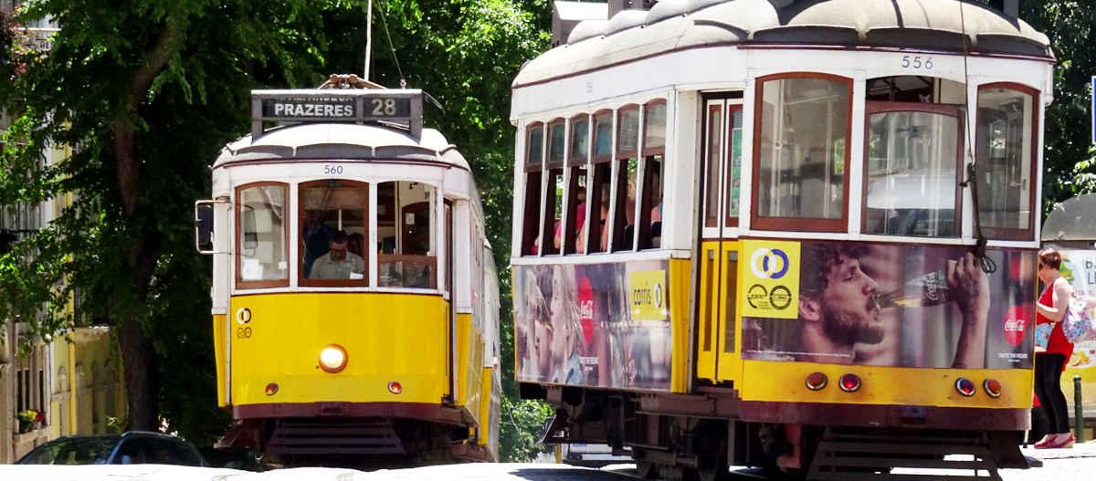 Lisbon summer holiday – a photo essay