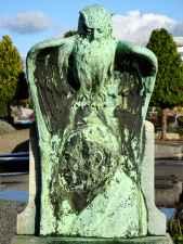 Cimetière d'Ixelles Owl