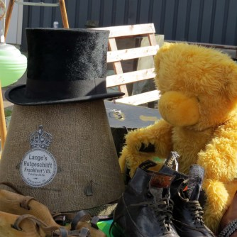Top hat and ted