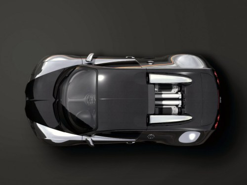 small resolution of 2008 bugatti 164 veyron pur sang top view