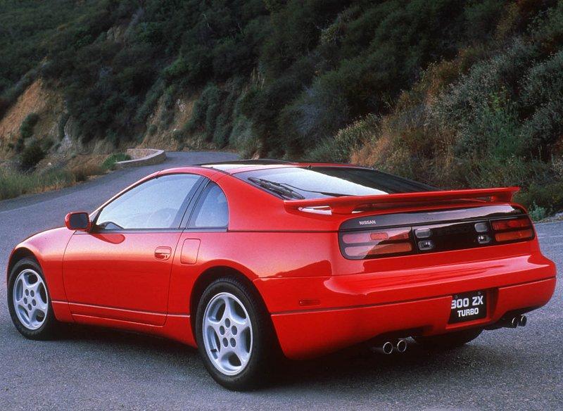 Nissan 300ZX/Fairlady Z Twin Turbo