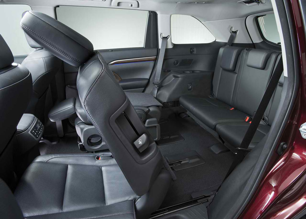 toyota 4runner captains chairs hanging indoor uk 2014 highlander review, specs, pictures, mpg & price