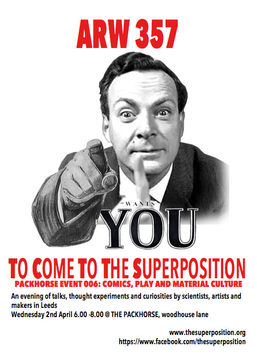 Superposition 006: Comics, Play And Material Culture