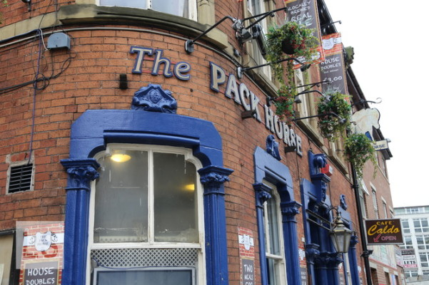 Weekly Wednesdays @ The Pack Horse
