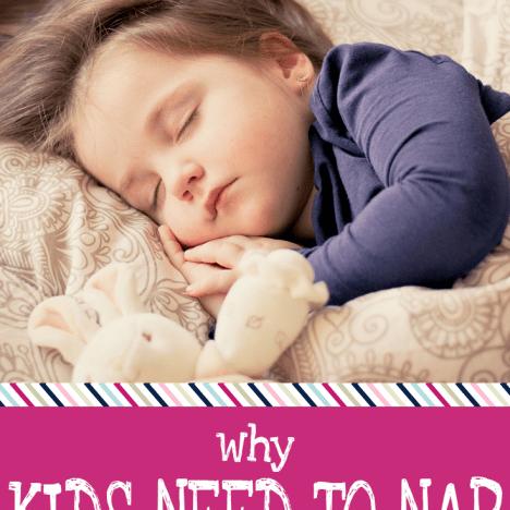 kids need nap