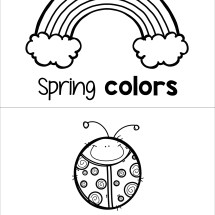 Spring Colors Read and Color.001