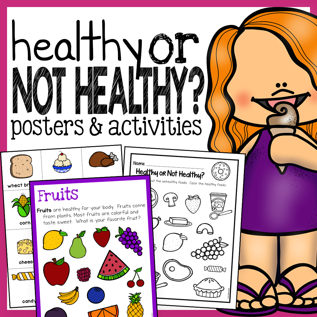 small resolution of Healthy Foods Posters