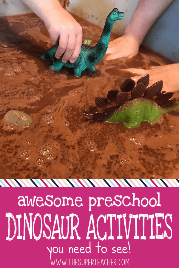 Awesome Preschool Dinosaur Activities That You Need to See